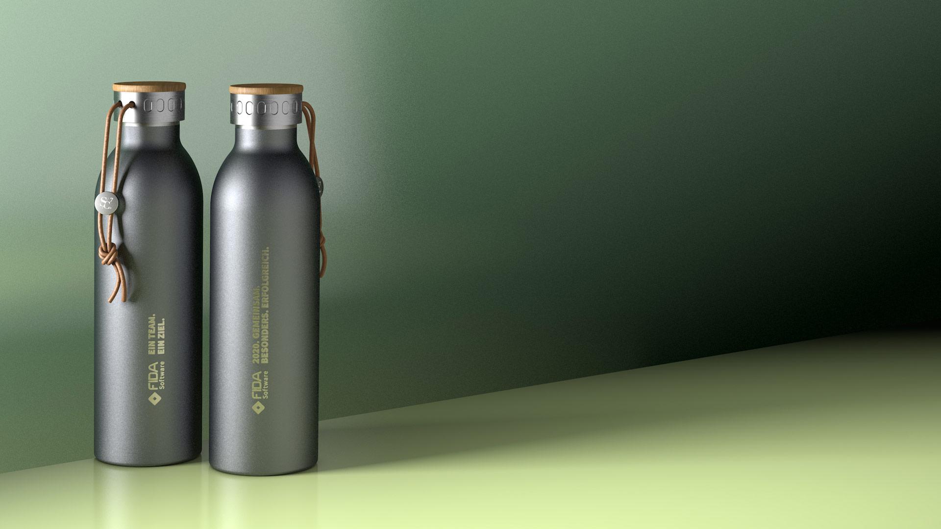 HYTE Trinkflasche als Geschenk für Mitarbeiter
